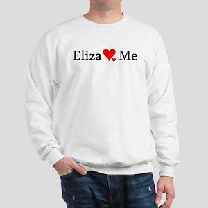 Eliza Loves Me Sweatshirt