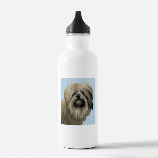 Polish Lowland Sheepdog Water Bottle