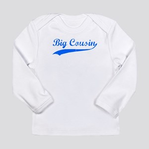 Big Cousin Long Sleeve Infant T-Shirt
