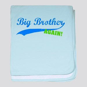 Big Brother Again baby blanket