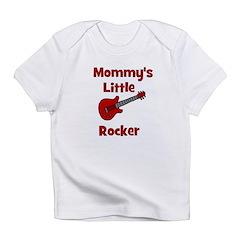 Mommy's Little Rocker Infant T-Shirt