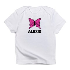 Butterfly - Alexis Infant T-Shirt
