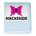 Butterly - Mackenzie baby blanket
