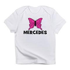 Butterfly - Mercedes Infant T-Shirt