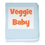 Veggie Baby Orange baby blanket