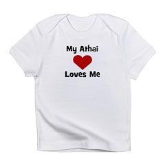 My Athai Loves Me! Infant T-Shirt