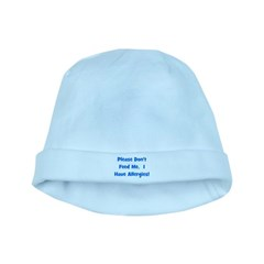 Please Don't Feed Me - Allerg baby hat