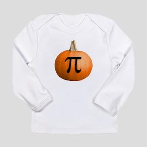 Pumpkin Pie Long Sleeve Infant T-Shirt