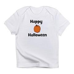 Happy Halloween! (pumpkin) Infant T-Shirt