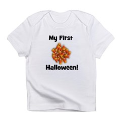 My First Halloween! (candy co Infant T-Shirt