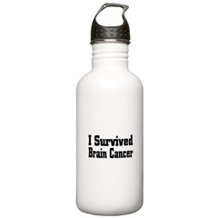 Brain Cancer Water Bottle