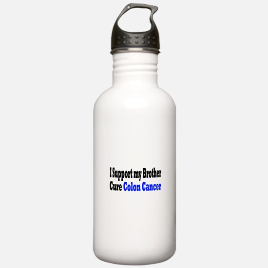 Colon Cancer Water Bottle