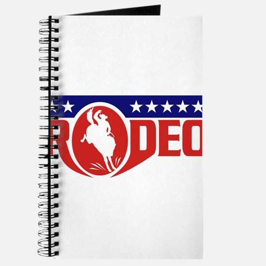 rodeo cowboy bronco Journal
