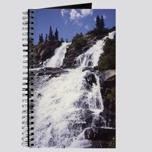 Waterfall near Ouray Colorado Journal