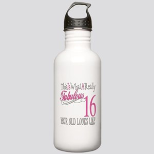 16th Birthday Gifts Stainless Water Bottle 1.0L