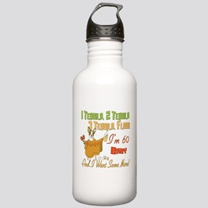 Tequila 60th Stainless Water Bottle 1.0L