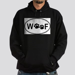 Woof Hoodie (dark)