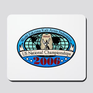 US Nationals Designs Mousepad