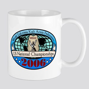US Nationals Designs Mug