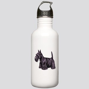 Scottish Terrier Stainless Water Bottle 1.0L