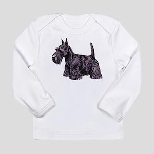 Scottish Terrier Long Sleeve Infant T-Shirt