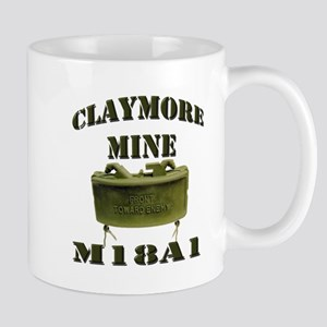 Claymore Mine Mug