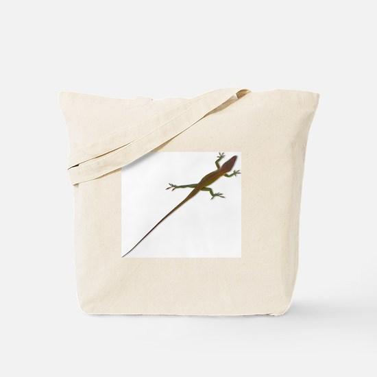 Crawling Lizard Tote Bag