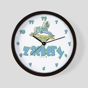 Baby Boy Arrival Wall Clock