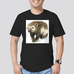 Wolverine Men's Fitted T-Shirt (dark)