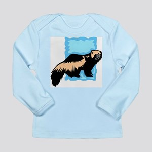 Wolverine Long Sleeve Infant T-Shirt