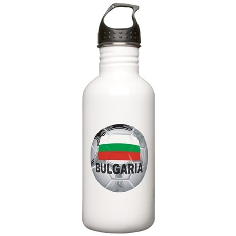 Football Bulgaria Stainless Water Bottle 1.0L