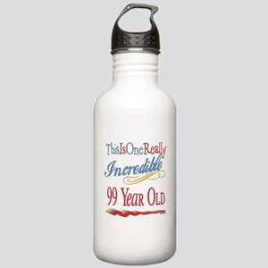 Incredible At 99 Stainless Water Bottle 1.0L