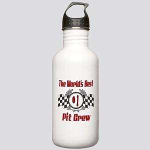 Racing Pit Crew Stainless Water Bottle 1.0L
