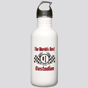 Racing Custodian Stainless Water Bottle 1.0L
