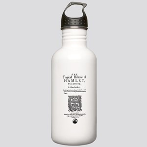 Hamlet Quarto (1605) Stainless Water Bottle 1.0L