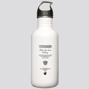 Much Ado About Nothing Stainless Water Bottle 1.0L