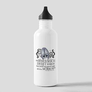 Romeo & Juliet Stainless Water Bottle 1.0L