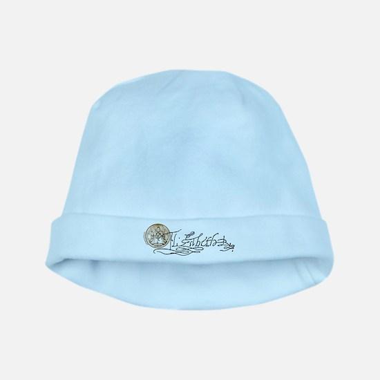 Elizabeth I Signature baby hat