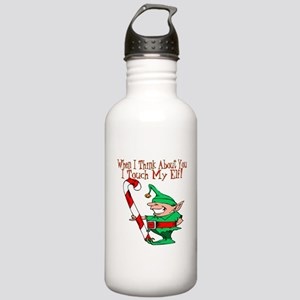 Touch My Elf Stainless Water Bottle 1.0L