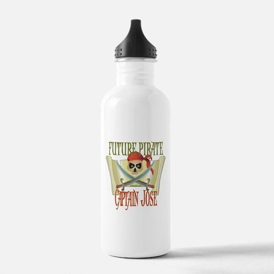 Captain Jose Water Bottle