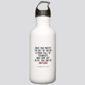Teacher Quote Stainless Water Bottle 1.0L