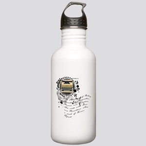 The Alchemy of Writing Stainless Water Bottle 1.0L