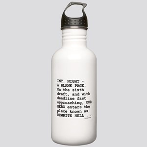 Rewrite Hell Stainless Water Bottle 1.0L