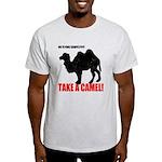 No Flying Carpet? Light T-Shirt