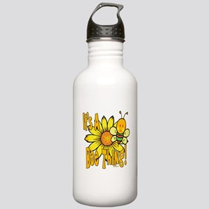 It's A Bee Thing Stainless Water Bottle 1.0L