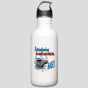 Future Racing Star Stainless Water Bottle 1.0L
