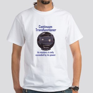 Transfunctioner White T-Shirt