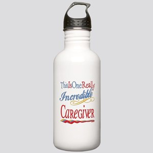 Incredible Caregiver Stainless Water Bottle 1.0L