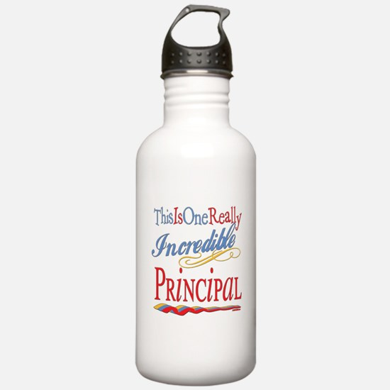 Incredible Principal Sports Water Bottle