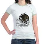 Twilight Influence Jr. Ringer T-Shirt